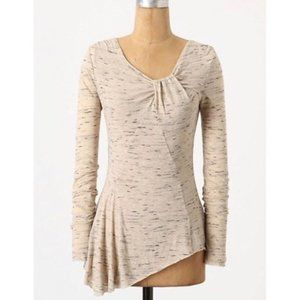 ⭐️2/$25 Anthropologie Holding Horses Wool Knot Top